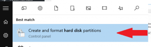 create-and-format-hard-disk-partitions